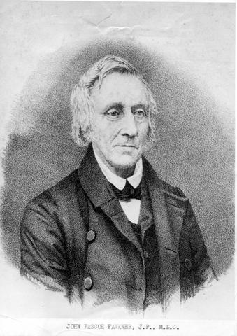 John Fawkner